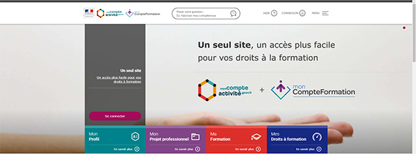 Compte CPF Crforma Plus spcialiste du elearning
