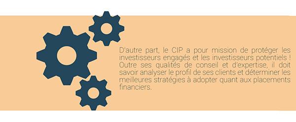 Objectif CIP Crforma Plus
