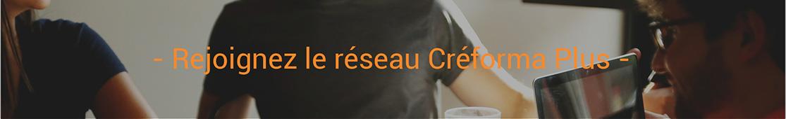 Rejoignez le le réseau Créforma Plus spécialiste en-e-learning
