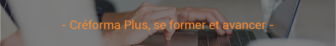 Creforma plus se former et avancer specialiste du elearning IOBSP IAS CIF CIP IFP