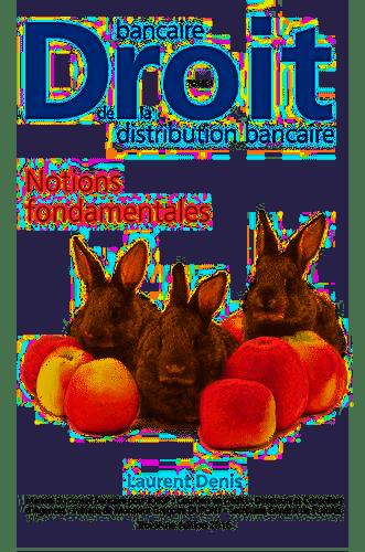 Droit bancaire droit de la distribution bancaire Tome 1 Notions fondamentalesFranaisBroch 30 novembre 2016 Rondaies Finances Editions