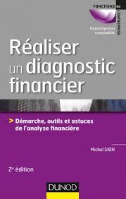 Raliser un diagnostic financier Dmarche outils et astuces de lanalyse financire Dunod