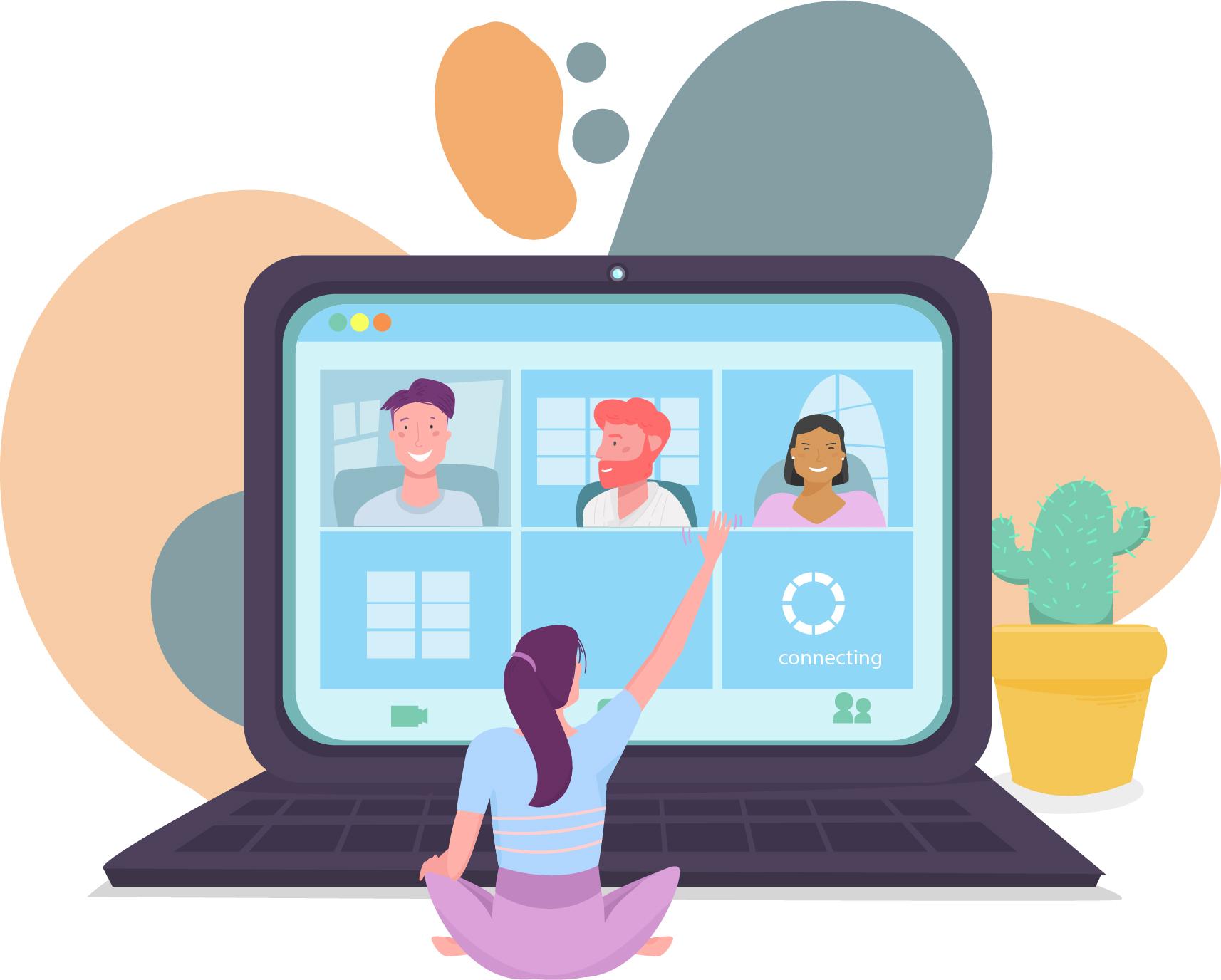 Classe virtuelle en complement de vos formations creforma plus